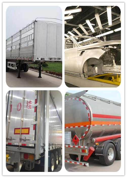 Durable Aluminium 5083 H116 Sheet , LF4 H112 5083 Aluminum Plate For Oil Storage Tank