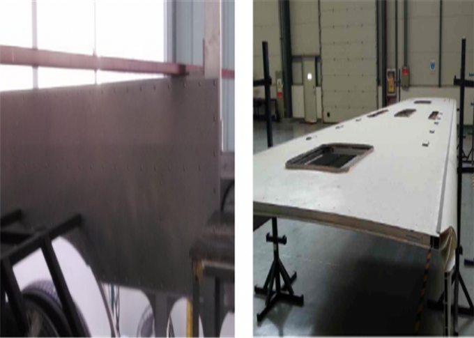 Railway Materials Aluminium Alloy 5083, A5083 LF4 Grade 5083 AluminiumPlate