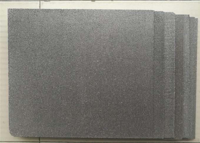 Sound Proof Closed Cell Aluminum Foam Sheet , 1-200mm Thick Aluminum Styrofoam Panels