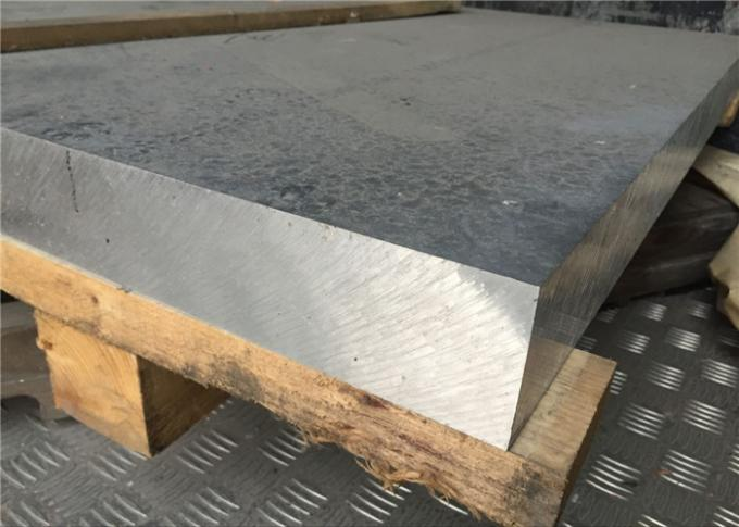 High Strength 6061 Aluminum Plate 0.2mm~300mm Thickness JIS Standard