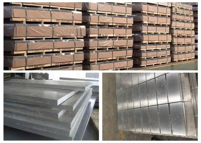 Automotive 6111 Aluminum Sheet , Thickness 0.6~0.8mm Lightweight Aluminum