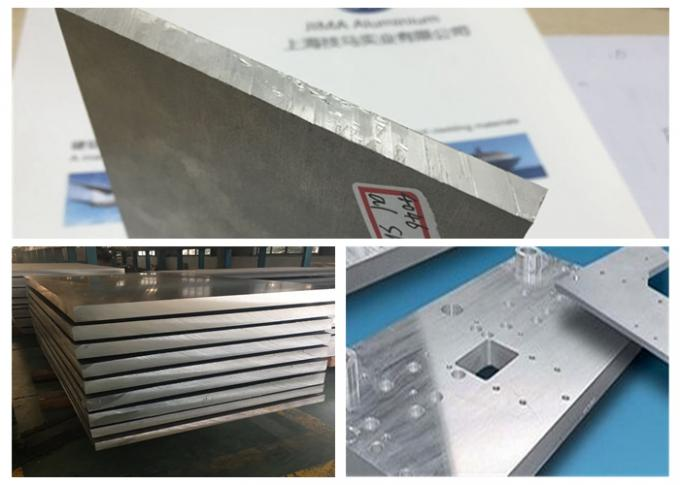 Aerospace Grade Aluminum Plate Panels in stock  , Extrusion Aluminium Alloy Sheet 2011