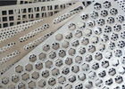 China Square Holes Perforated Aluminum Sheet 1060 Thickness 3mm Hole Diameter 0.5-6mm factory