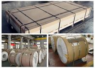 China Auto Body Sheet Aluminum Sheet Metal Rolls Coil AMr3/1530 EN AW 5754 2560mm OD factory