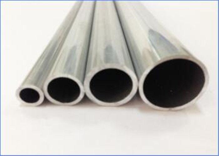 Straight Precision Aluminum Tubing , Air Conditioning Line ...