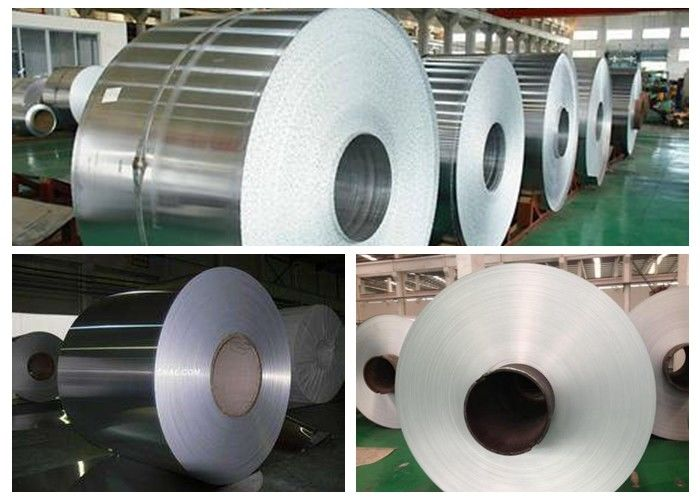 Alloy Aluminum Coil Stock 1090 LG2 AIN90 EN AW 1090 0.01-15mm Thickness