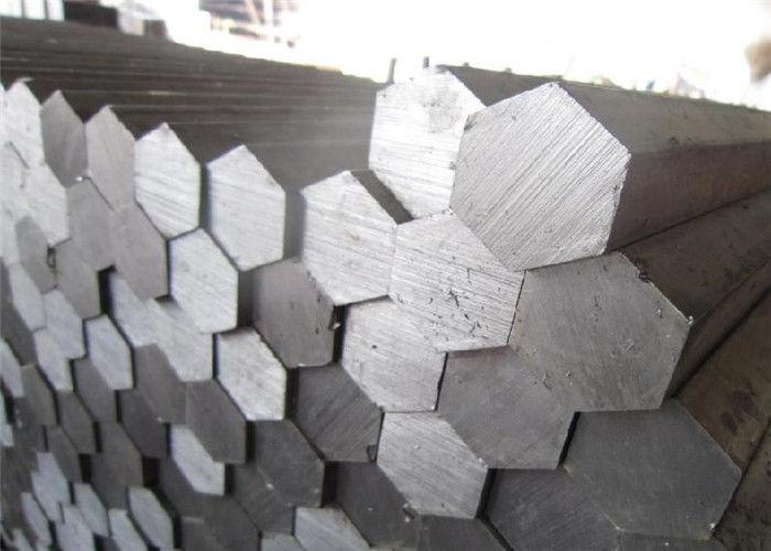 High Performance Extruded Aluminum Flat Bar EN AW 7075 AlZn55MgCu Alloy