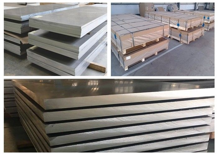 Good Weldability 6016 T4 Car Aluminum Sheet , 1.2 Mm 6000 Series Aluminum Alloy