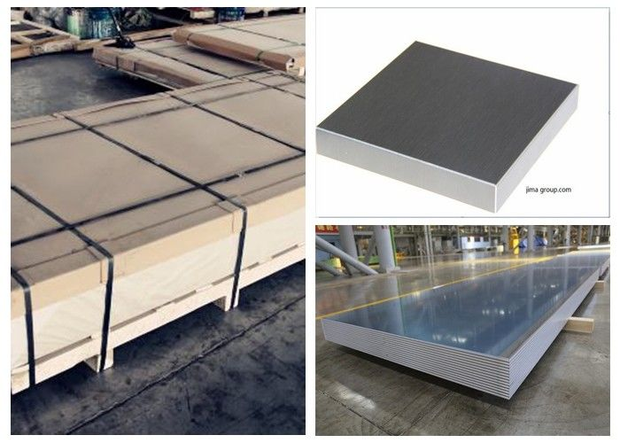 High Strength Conductive 6101 Aluminum Sheet , Electric Wire 6101 Aluminum Plate