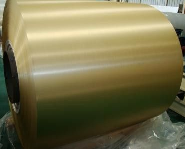 Anodized Aluminum Coil Stock H14 H24 H32 For Mobile / Computer Cover / Lighting