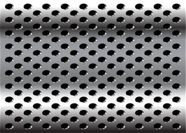 China Diamond 3mm 2mm Perforated Anodized Aluminum Panels ISO9001-2008 Standard distributor