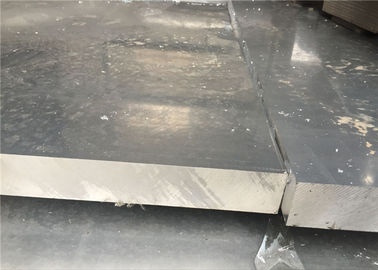 China 3/8 6061 Aluminum Plate Stock For Machining Fixtures / Heating Plates factory