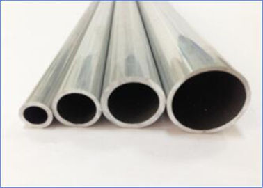 China Straight Precision Aluminum Tubing , Air Conditioning Line Welding Aluminium Tube distributor