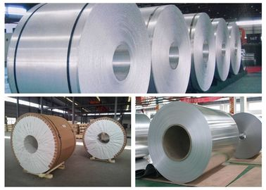 China 505mm/610mm ID Aluminum Coil Stock A3004 EN AW 3004 AlMn1Mg1 Alloy factory