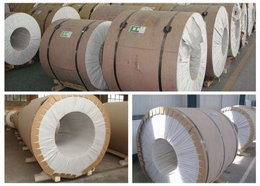 China EN AW 5182 Aluminum Coil Stock For Commercial Tanker Body 10 - 1800mm Width factory