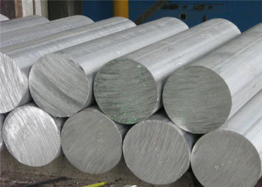 China Round 6061 T6 Aluminum Bar Stock , AlSi1MgCu 6061 LD30 Extruded Aluminum Bar Stock distributor