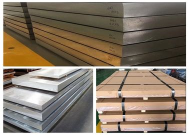 China Automotive 6111 Aluminum Sheet , Thickness 0.6~0.8mm Lightweight Aluminum distributor