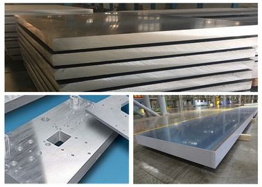 China 2A14 LD10 2014 Aircraft Aluminum Plate EN AW 2014 For Aerospace Die Forgings factory