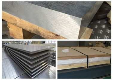 China Professional Marine Grade Aluminum Plate 5a02 H112 Alloy 3.2mm Thickness factory