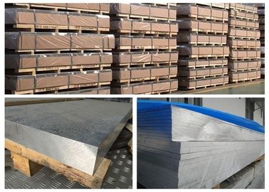 China Thick 8mm 6061 6061 Aluminum Sheet Oxidation Surface Treatment Available factory
