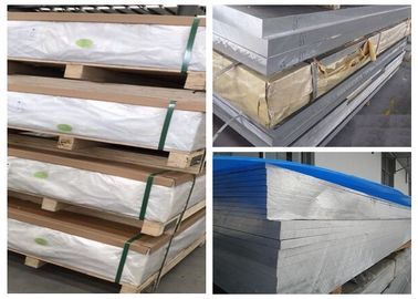 China 6n01 Marine Grade Aluminum Plate For Vessel Operation Room Custom Thickness factory
