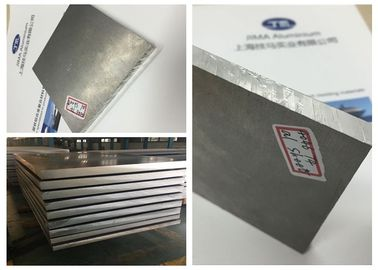 China Thick 6205 Marine Grade Aluminum Plate Outstanding High Impact Resistance factory