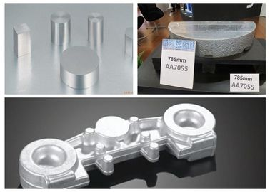 China Truck Hub Aluminium Forged Products Billet AlCu4Mg1 A2024 EN AW 2024 factory