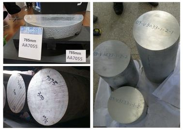 China High Hardness 7150 Aluminium Forged Products For High Stress Component factory