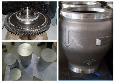 China ROHS Standard 7175 Aluminium Forged Products Billet Excellent Crack Resistant factory
