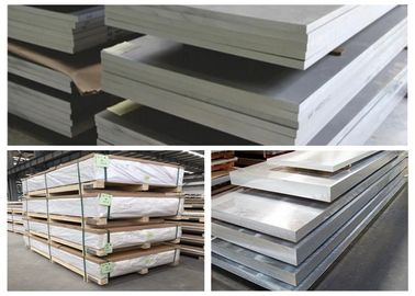 China Aerospace Grade Aluminum Plate Panels in stock  , Extrusion Aluminium Alloy Sheet 2011 factory