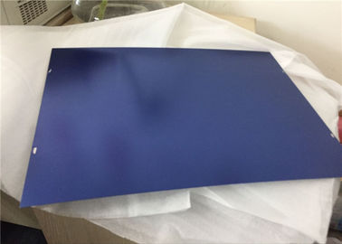 China 6061 7075 Glossy Hard Anodized Aluminum Plate 0.3mm 0.5mm Thick factory