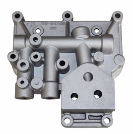 China Durable CNC Machine Parts Aluminum Die Casting Foundry Alloy Foundry 6061 6063 6066 6082 factory